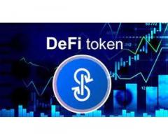 Earn money with TokenDefi 2.33 daily, + 10% for referrals